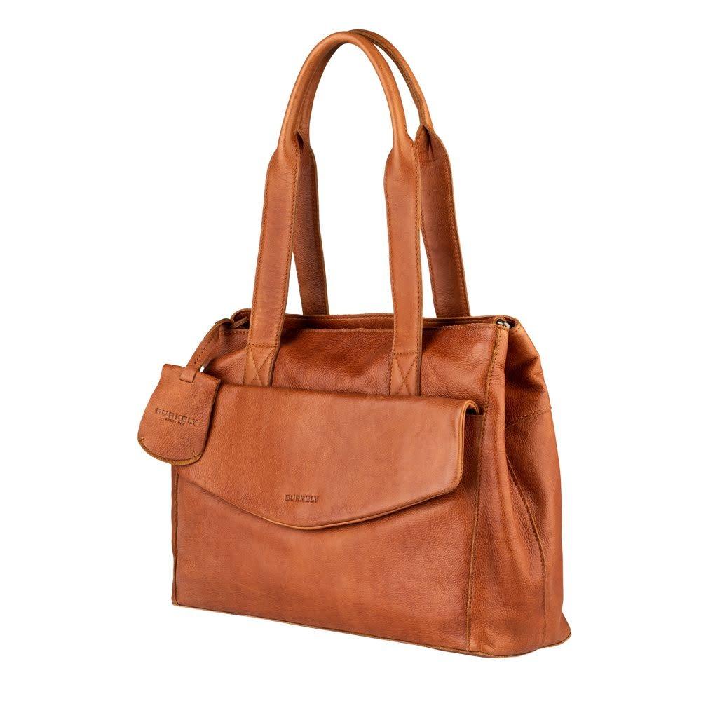 Burkely Just Jackie - Handbag M - Camel