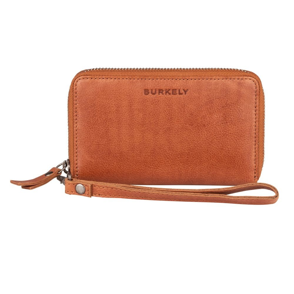Burkely Just Jackie - Wallet Wristlet - Camel
