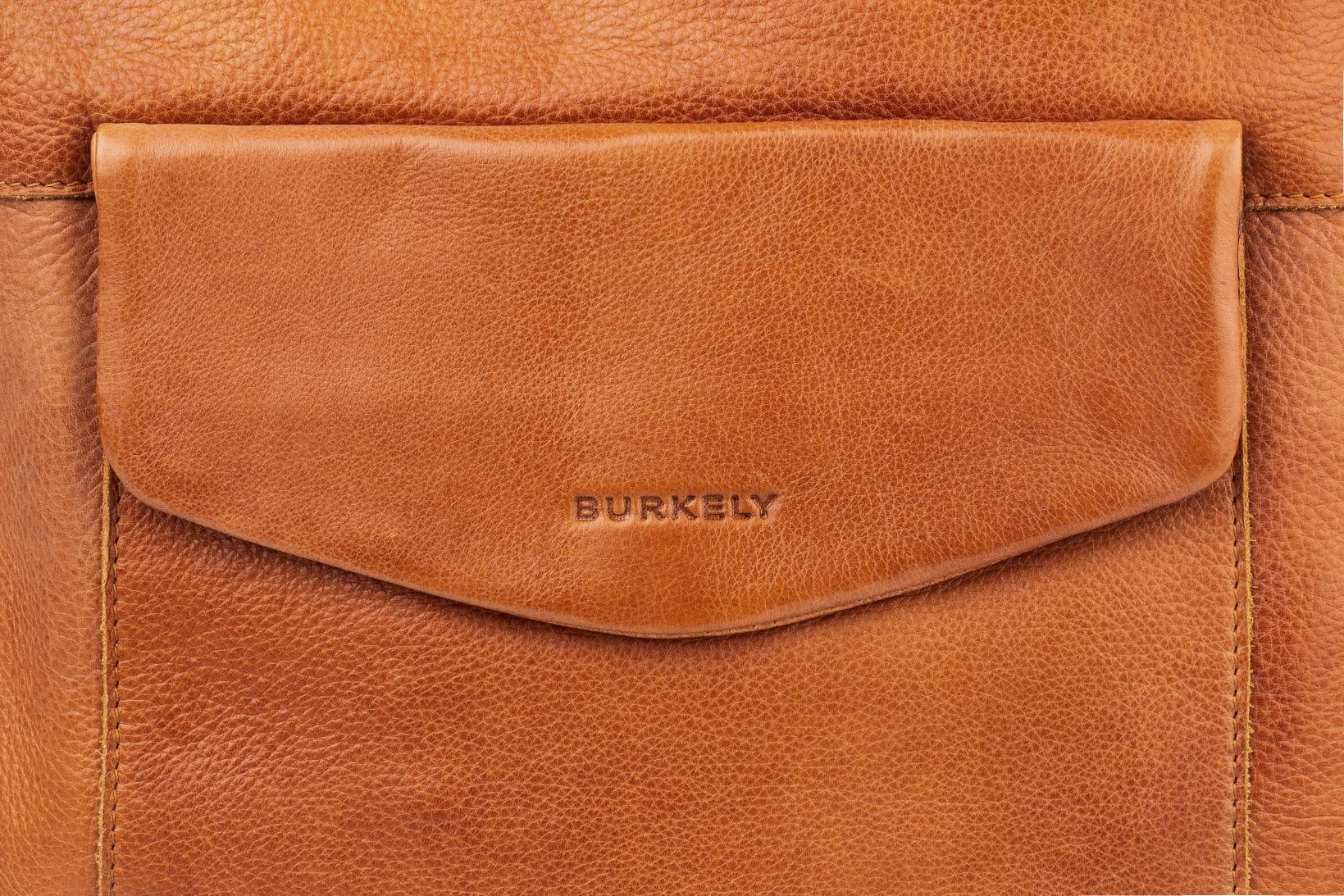 Burkely Just Jackie - Crossover Round - Cognac