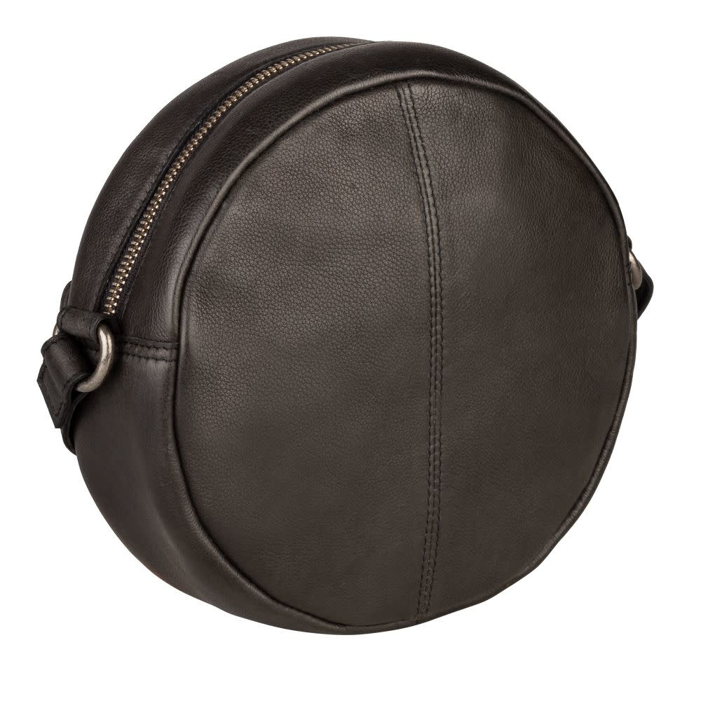Burkely Just Jackie - Crossover Round - Black