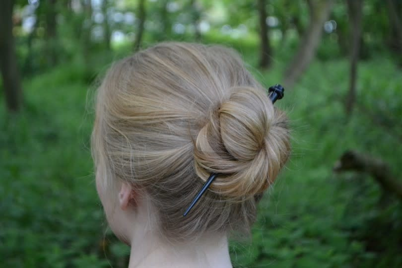Hairstick - Ebony Black