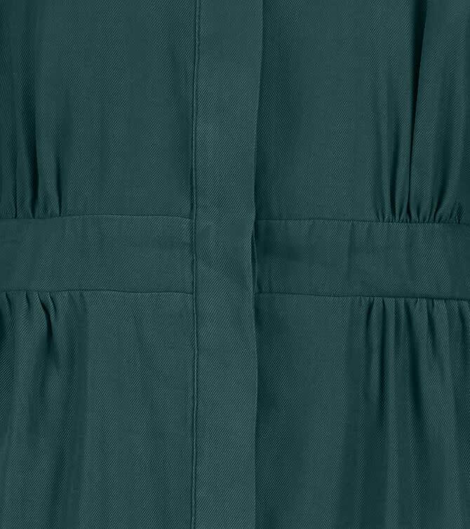 CKS Duck Green Dress Short