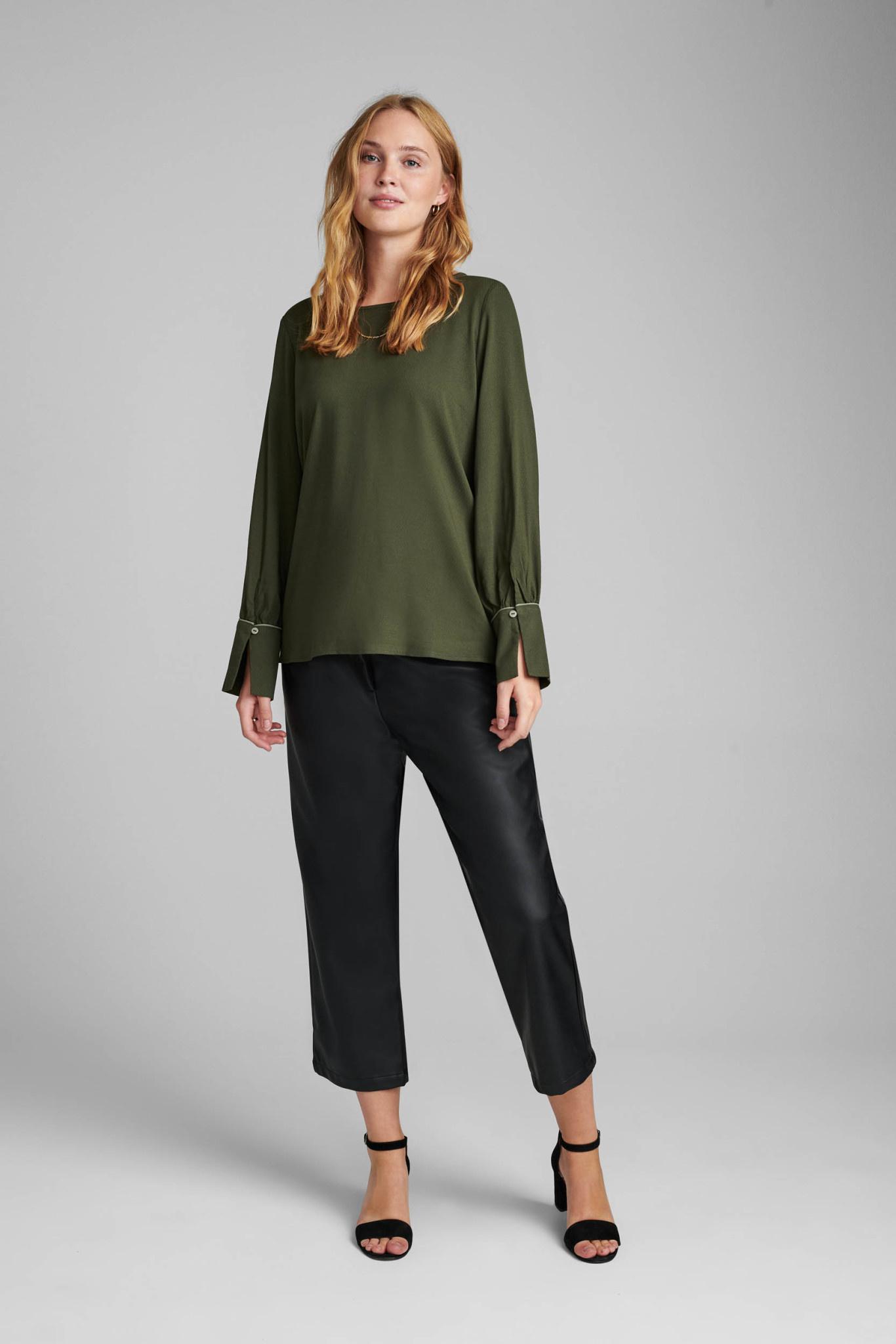 Nümph Brylie blouse - Kaki