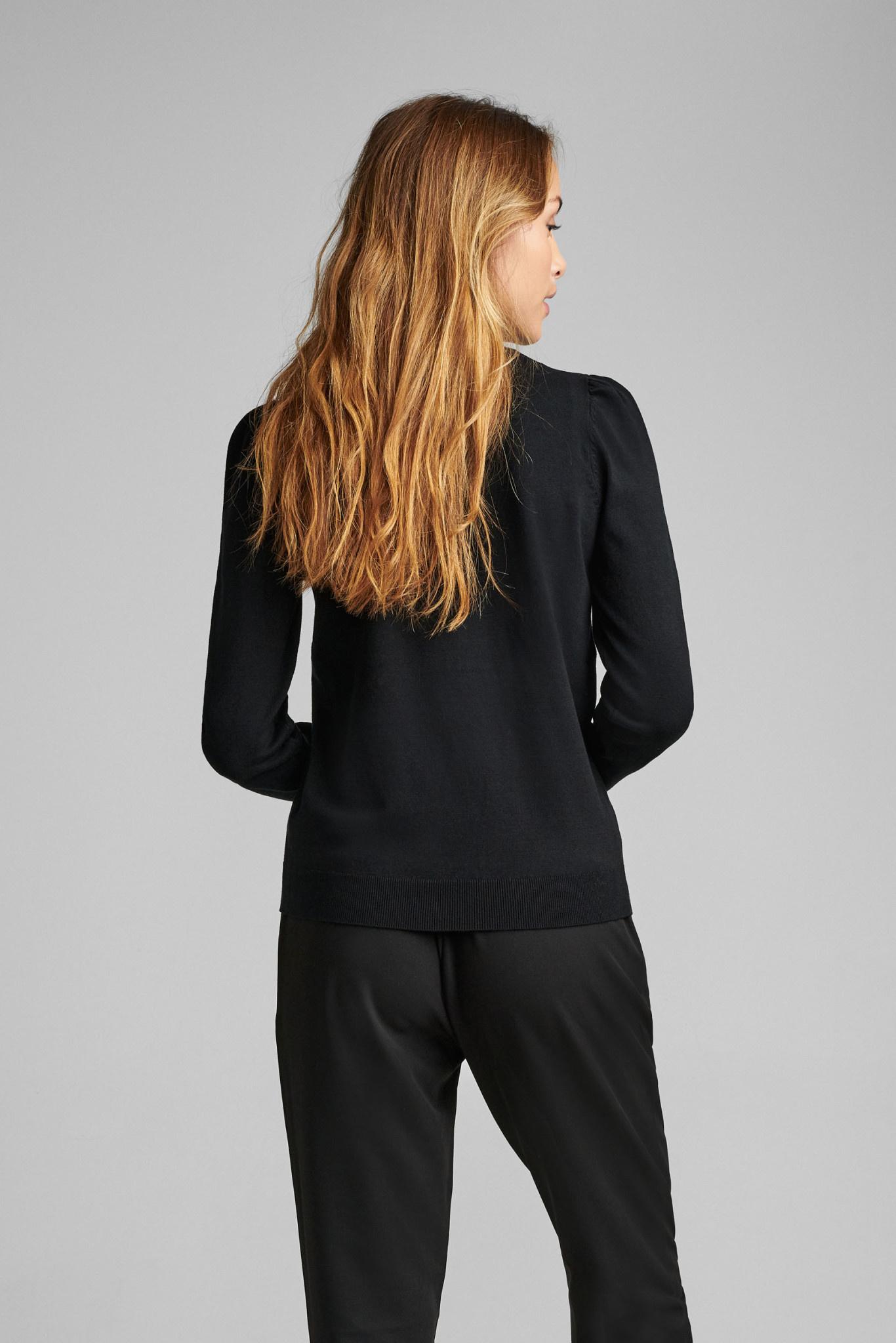 Nümph Baojin pullover - Zwart