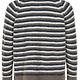 AndLess Bambina Pullover - Stripes Bruin