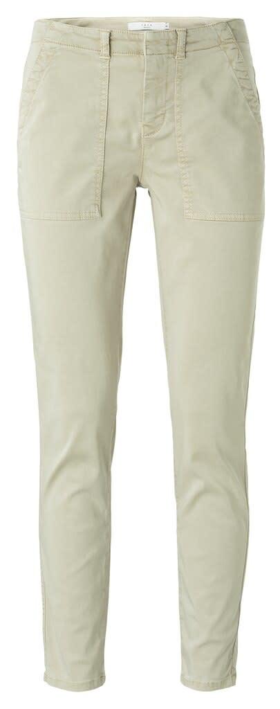 YAYA Women Skinny Worker Trousers