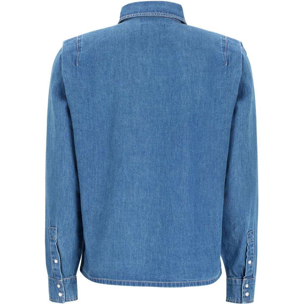 Soft Rebels Bluebell LS Shirt