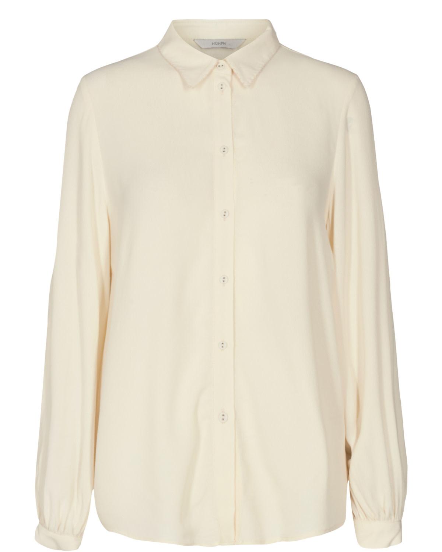 Nümph Dacey Shirt - Gebroken Wit