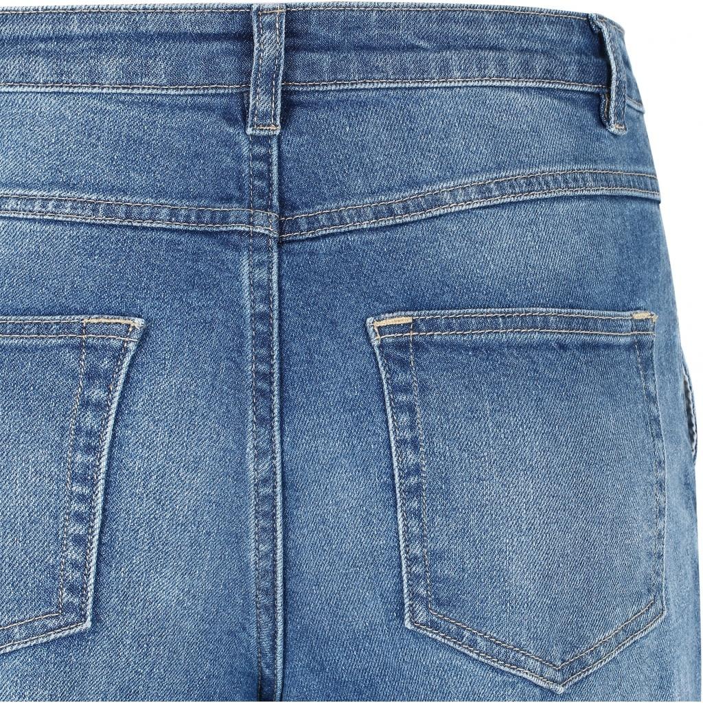 Soft Rebels Highwaist Wide Jeans