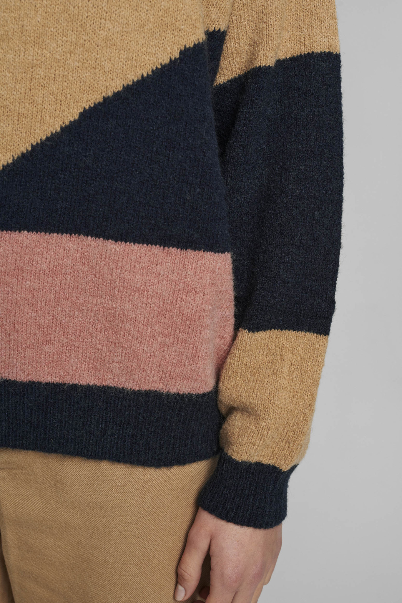 Nümph Riblook Pullover