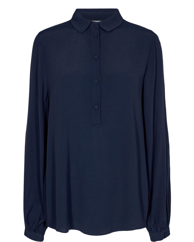 Nümph Delsia Shirt NOOS - Donkerblauw