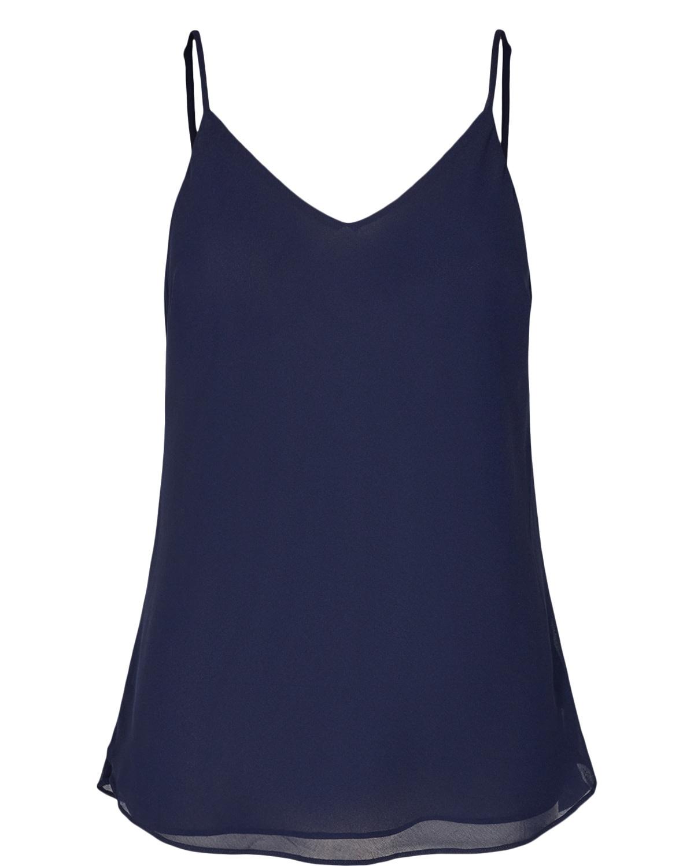 Nümph Daisie Top NOOS - Donkerblauw