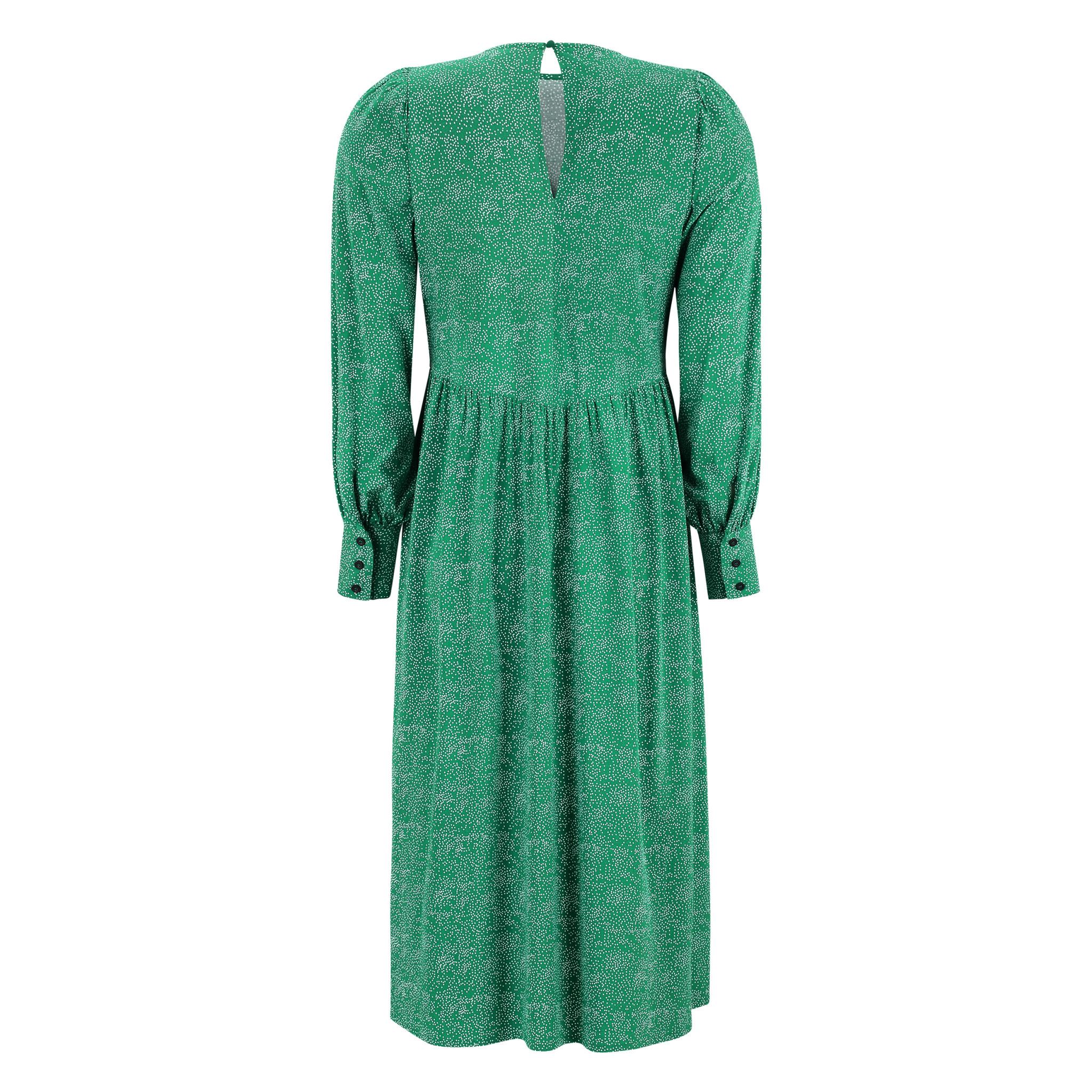 Soft Rebels Dota Midi Dress