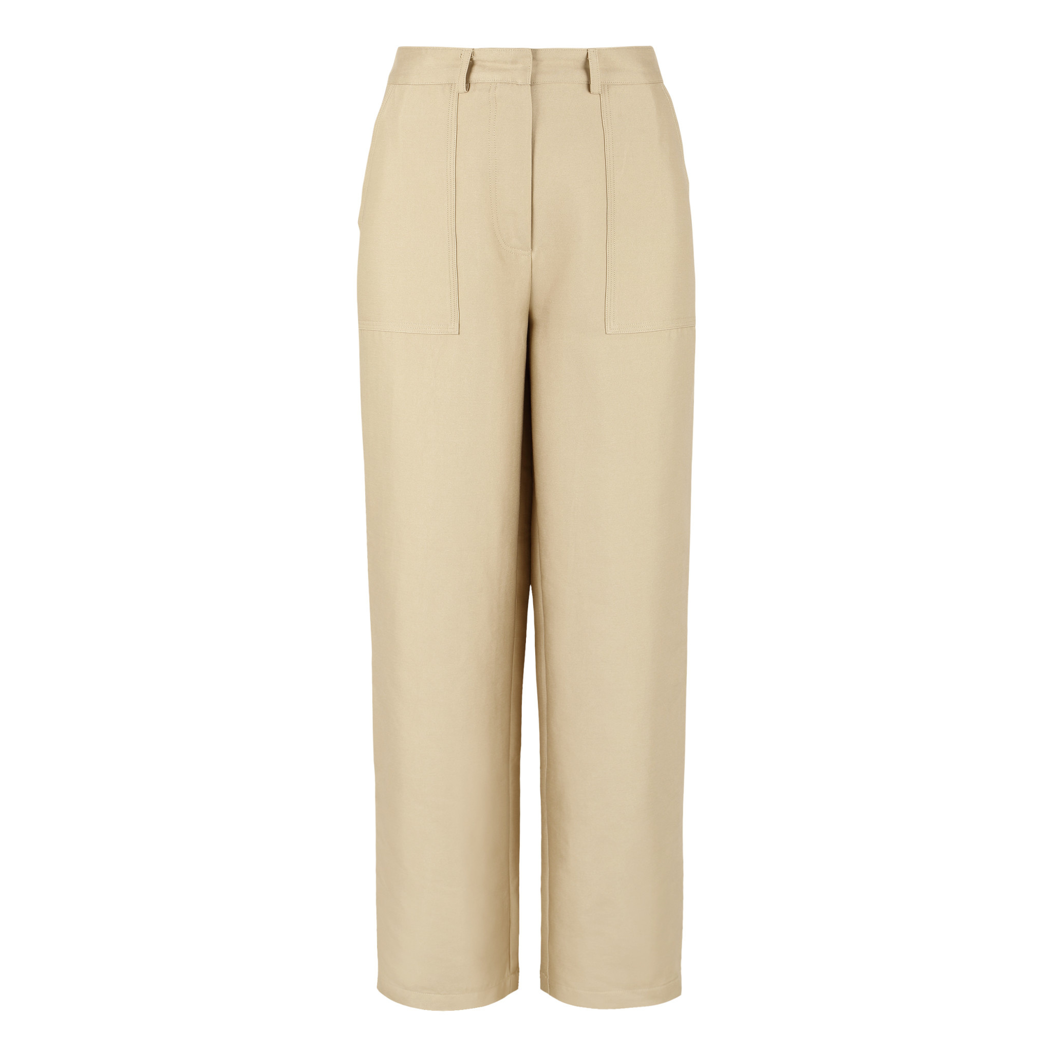 Soft Rebels Gail HW Wide Pant