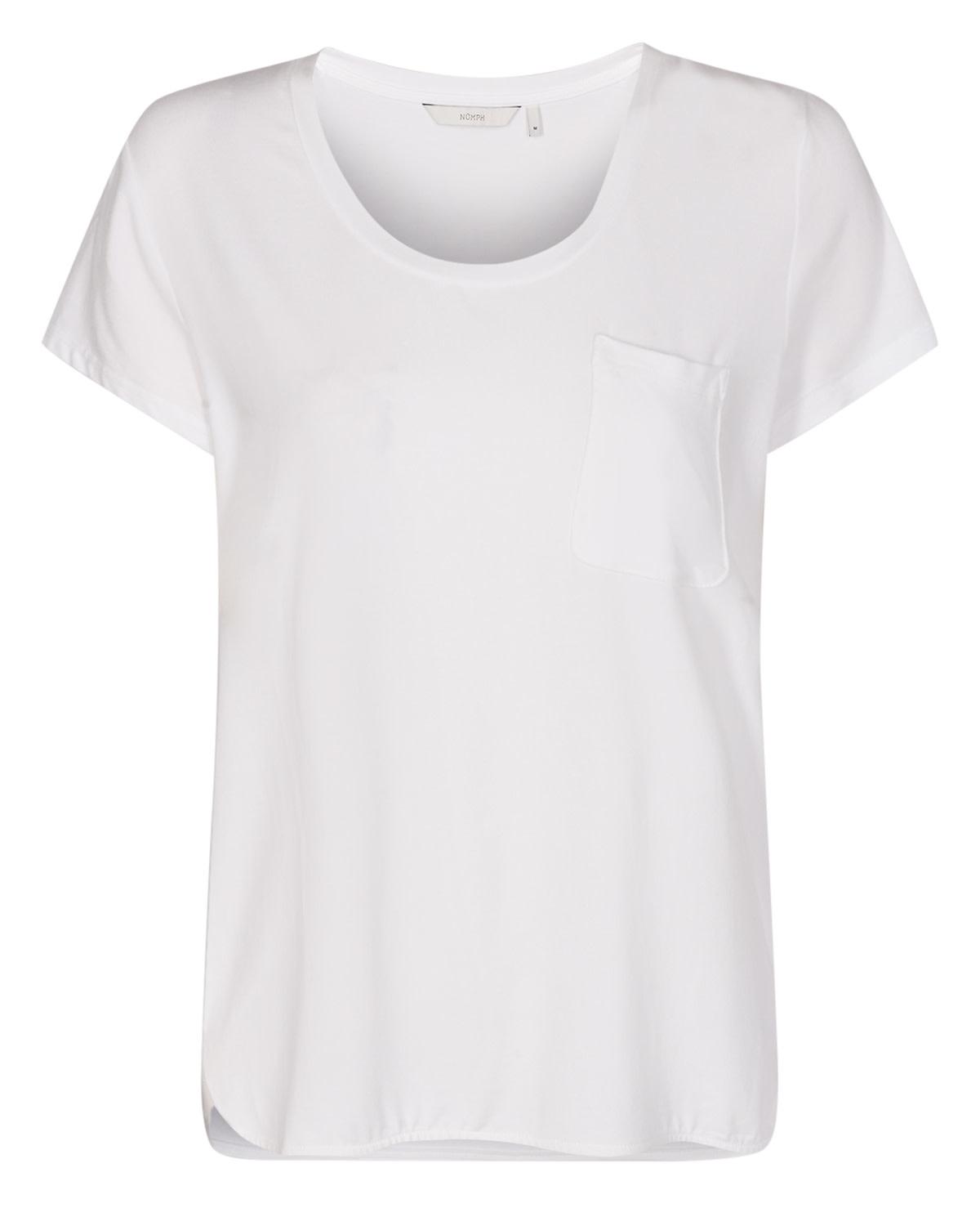 Nümph Bowie T-shirt NOOS - Wit