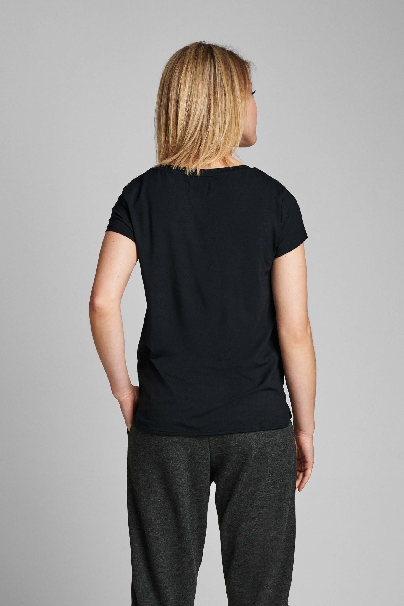 Nümph Bowie T-shirt NOOS - Zwart