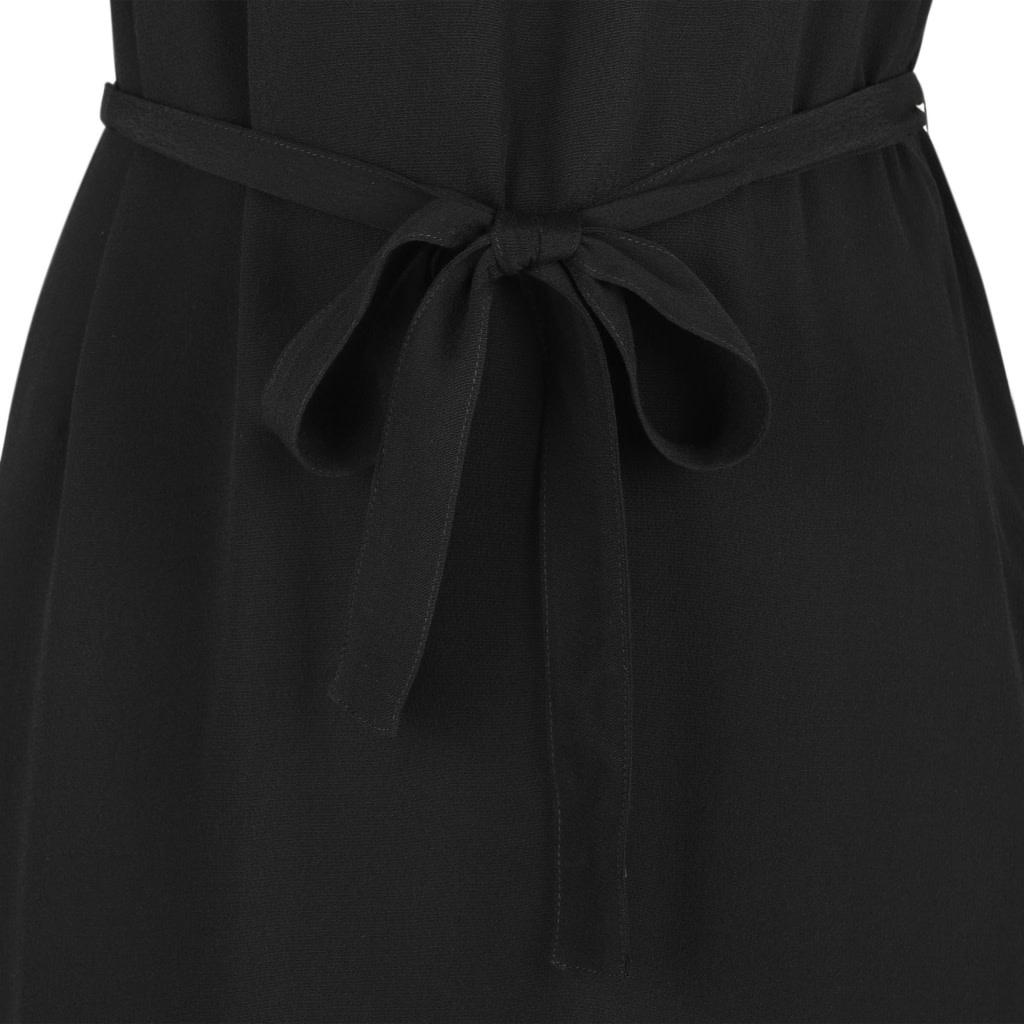 Soft Rebels Quinn 2/4 Dress - Zwart