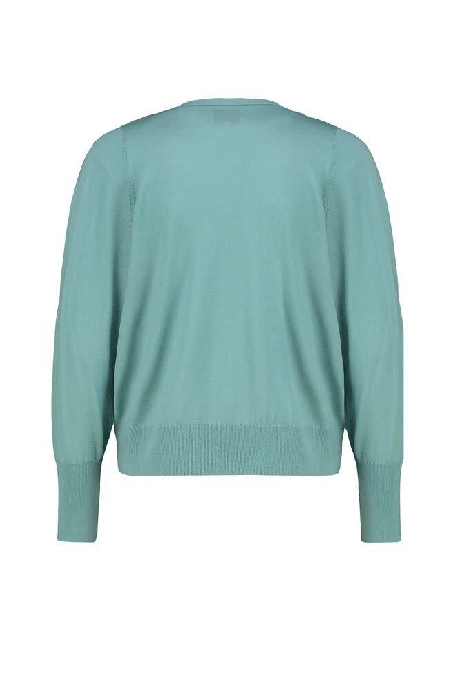 CKS Foam Green Pullover