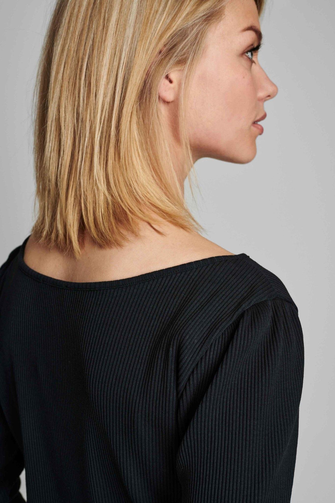 Nümph Dari T-shirt NOOS - Zwart