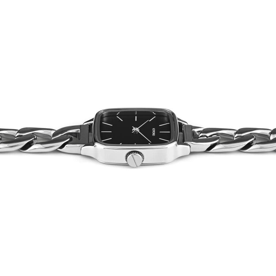 Komono Kate - Revolt Silver Black