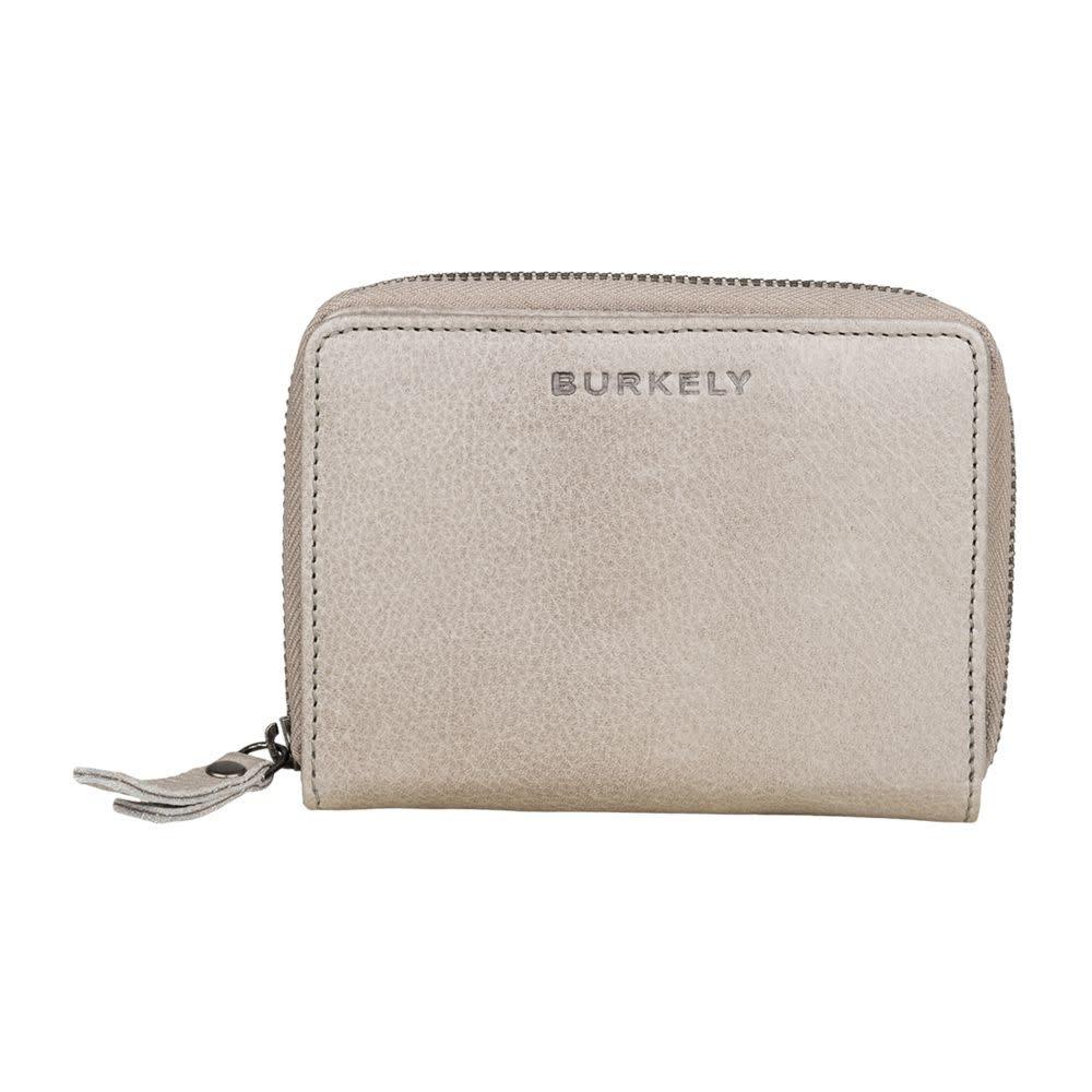 Burkely Just Jackie - Wallet M - Grijs