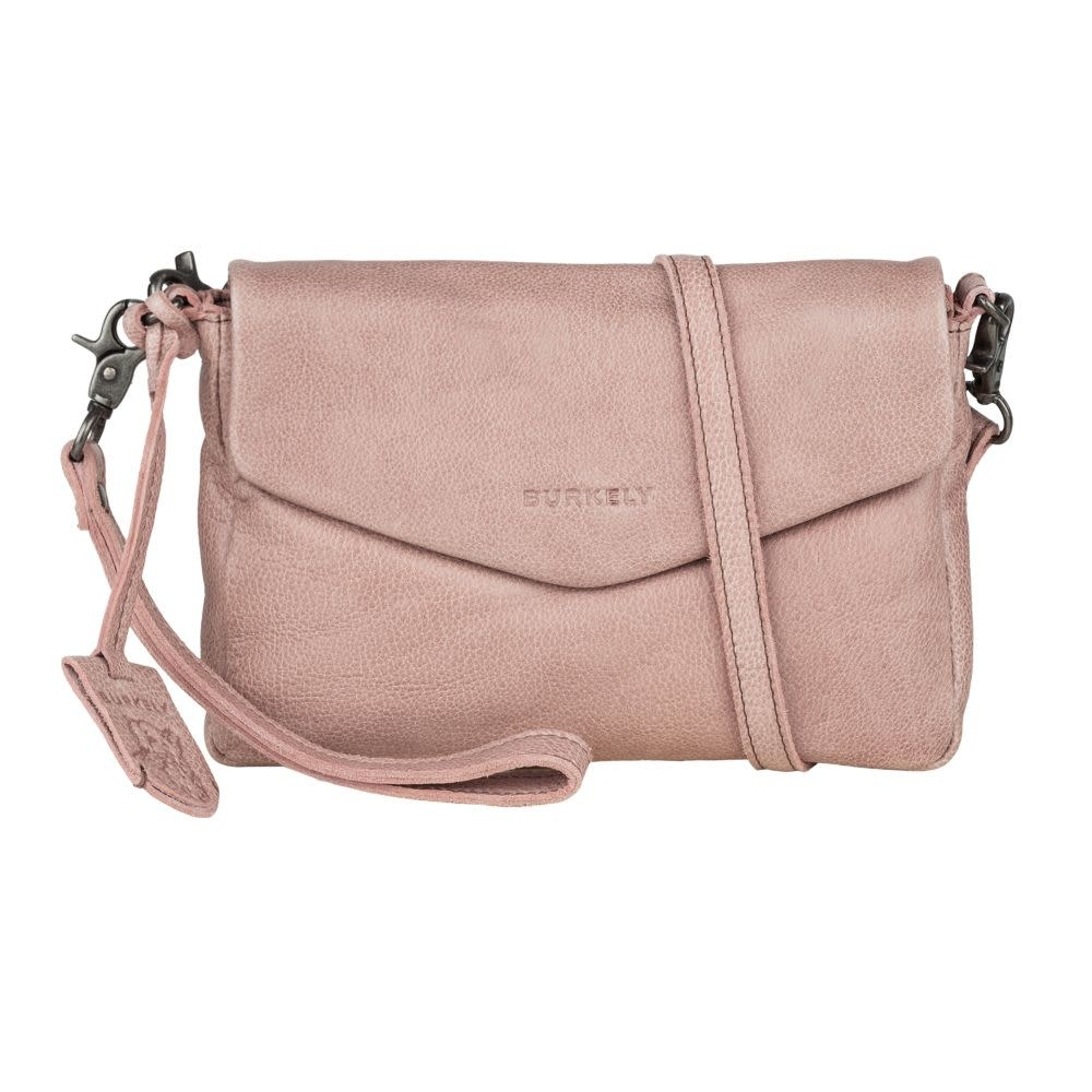 Burkely Just Jackie Crossover Clutch - Rose