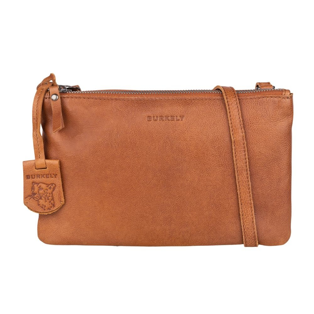 Burkely Just Jackie Crossover L - Cognac