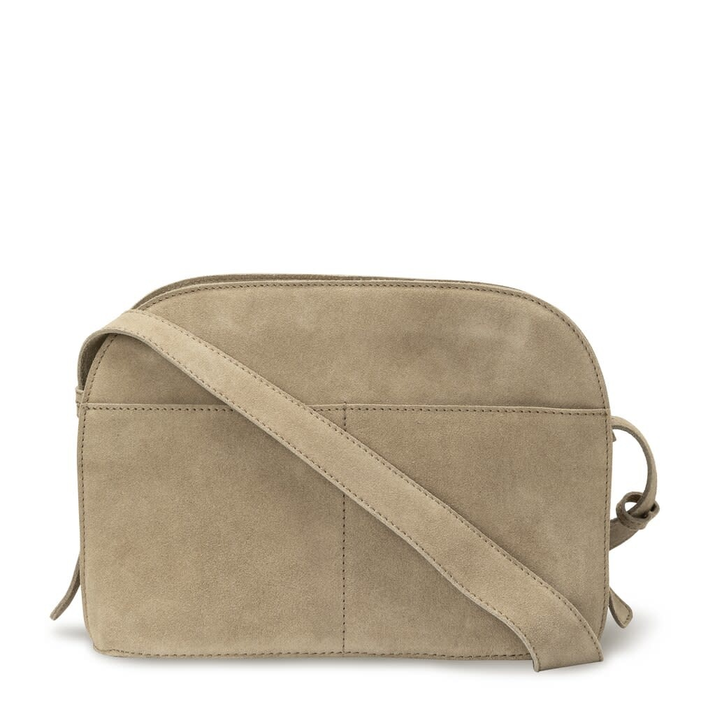 YAYA Women Suede shoulder bag