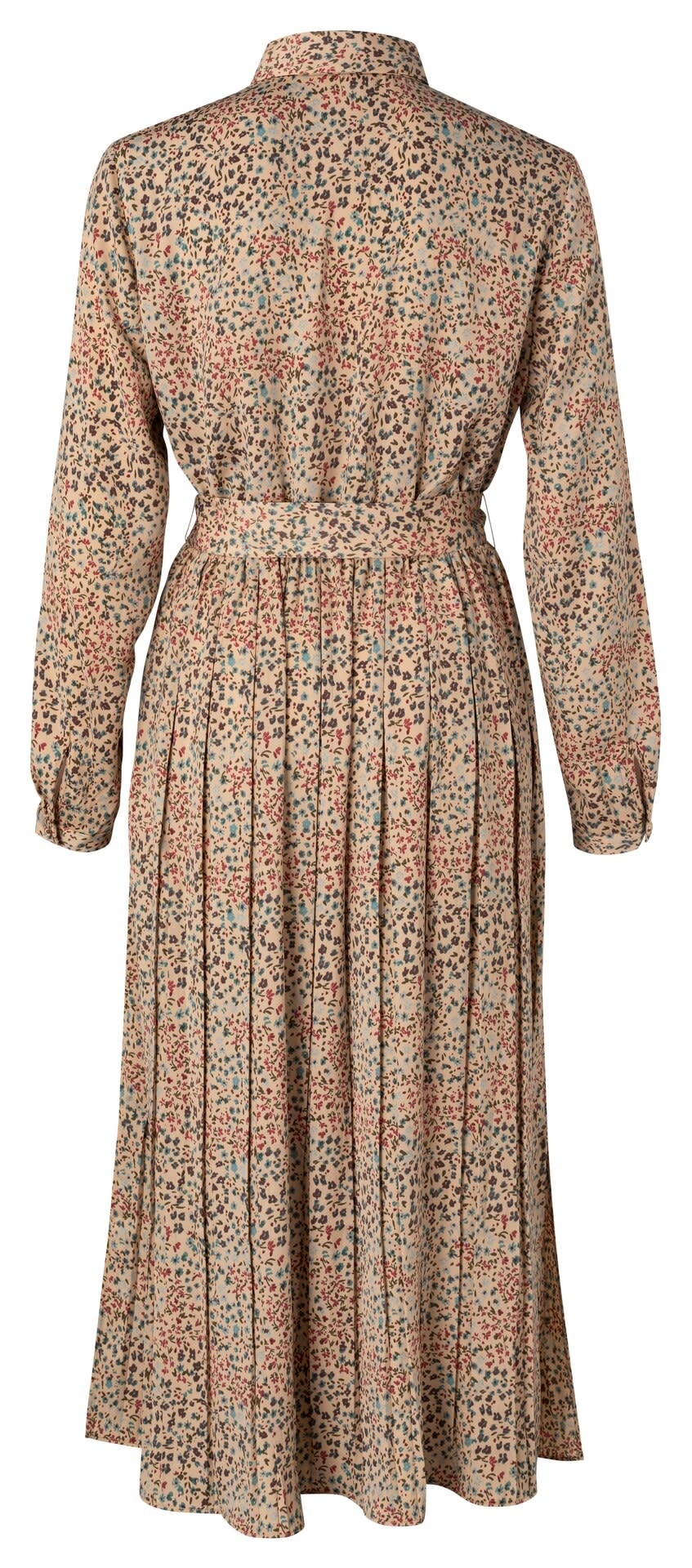 YAYA Women Printed plisse dress