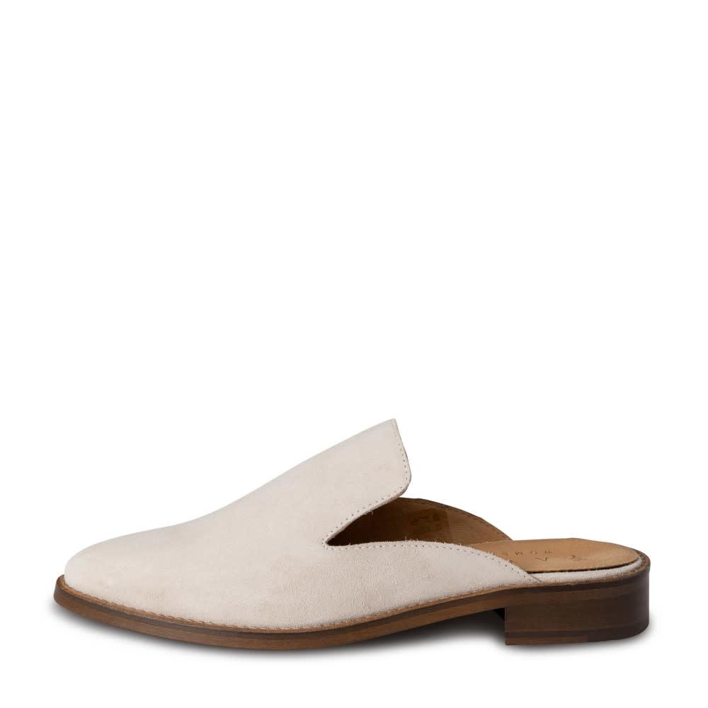 YAYA Women Suede slip on loafer