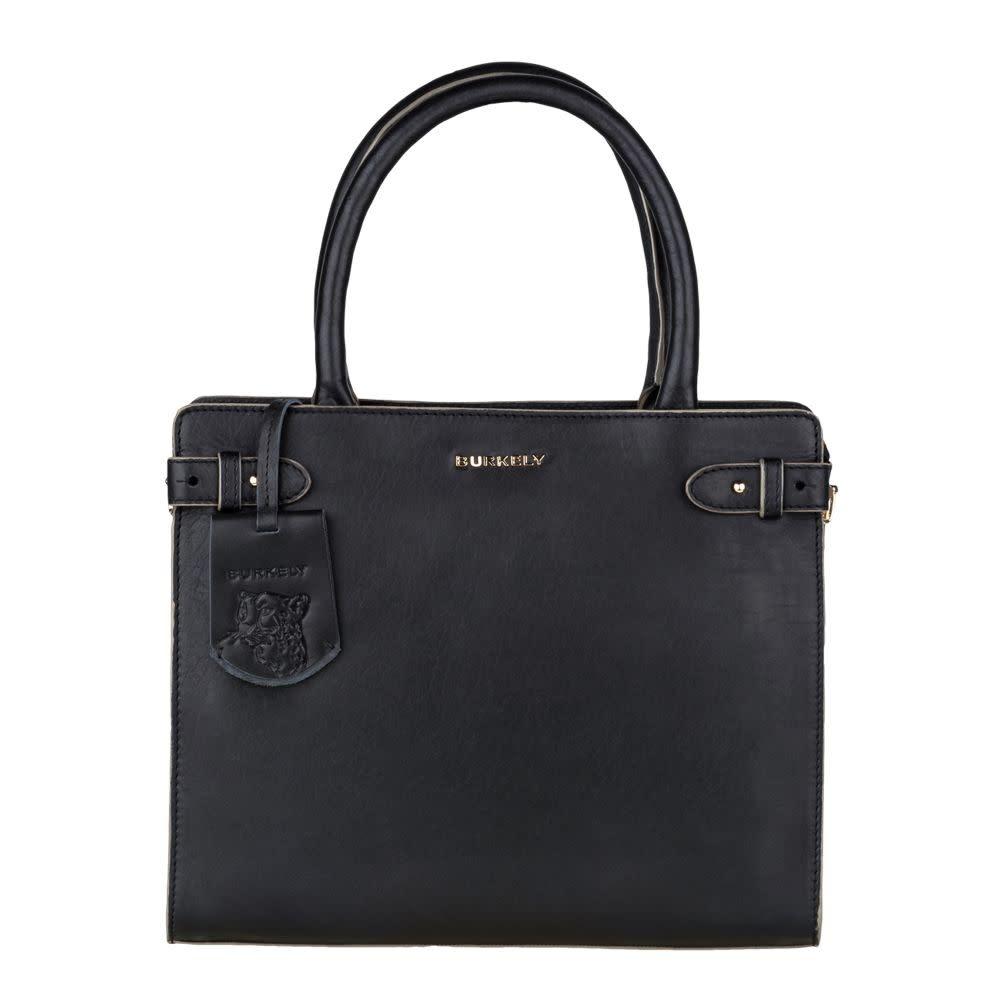 Burkely Parisian Paige - Handbag S - Zwart