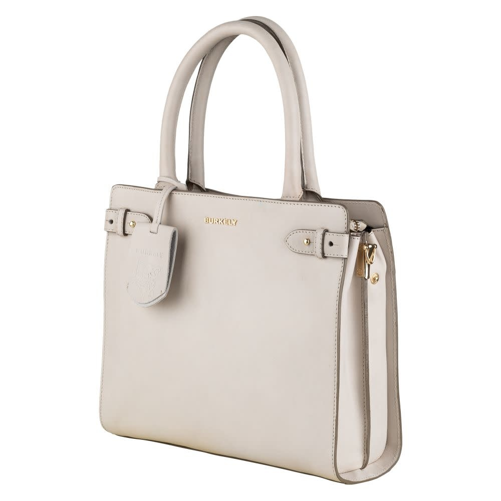 Burkely Parisian Paige - Handbag S - Ecru