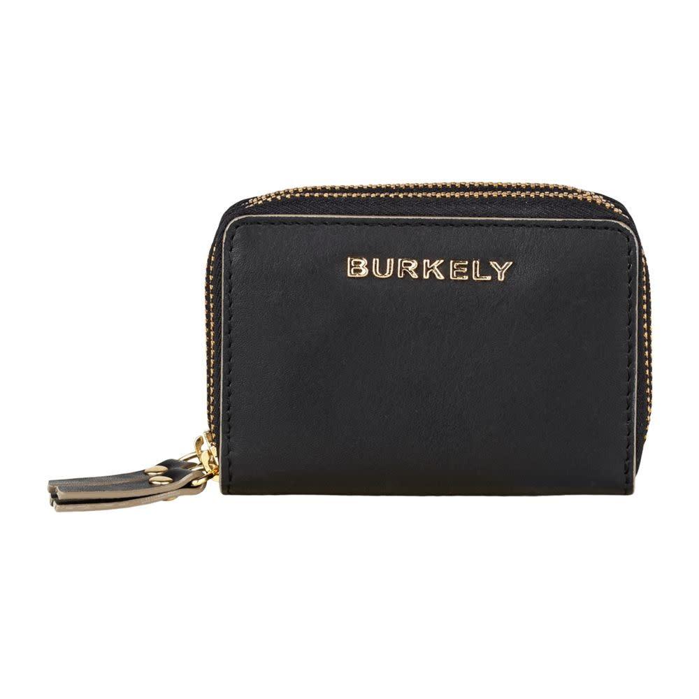 Burkely Parisian Paige - Wallet 2zip - Zwart