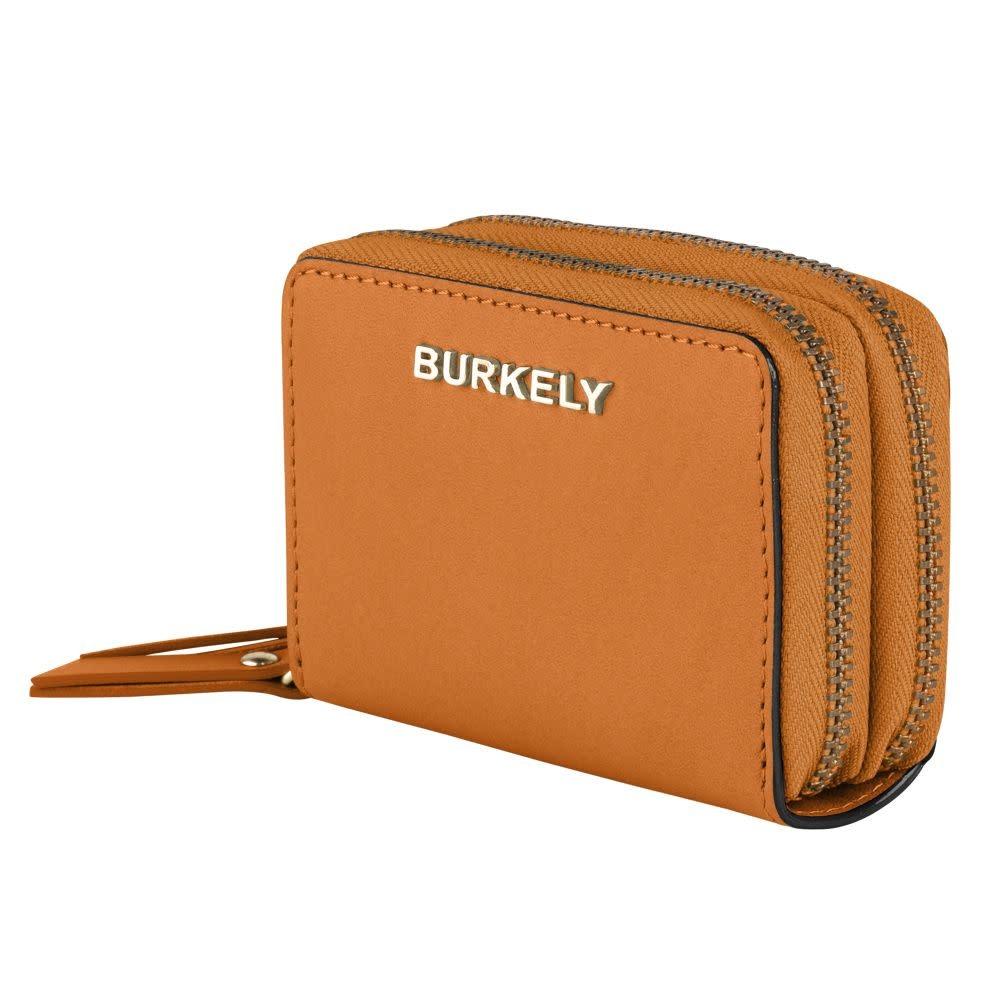 Burkely Parisian Paige - Wallet 2zip - Cognac