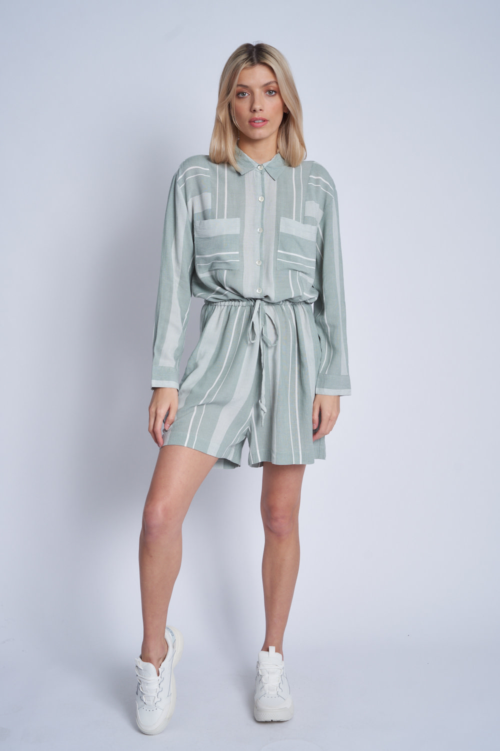 Native Youth Soft Tailored playsuit