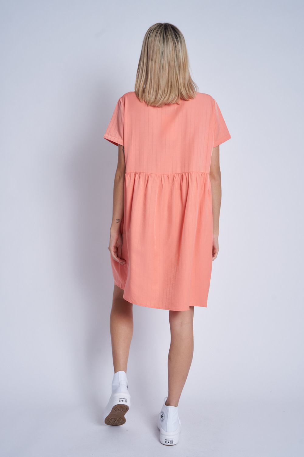 Native Youth Loose fit swing dress
