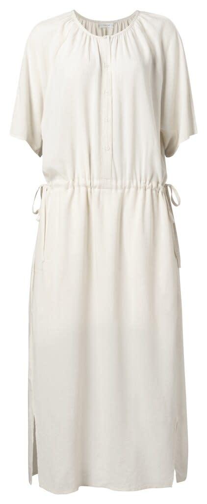 YAYA Women Woven kaftan maxi dress
