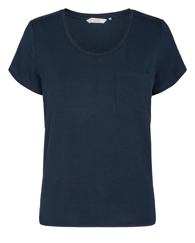 Nümph Bowie T-shirt - NOOS Donkerblauw