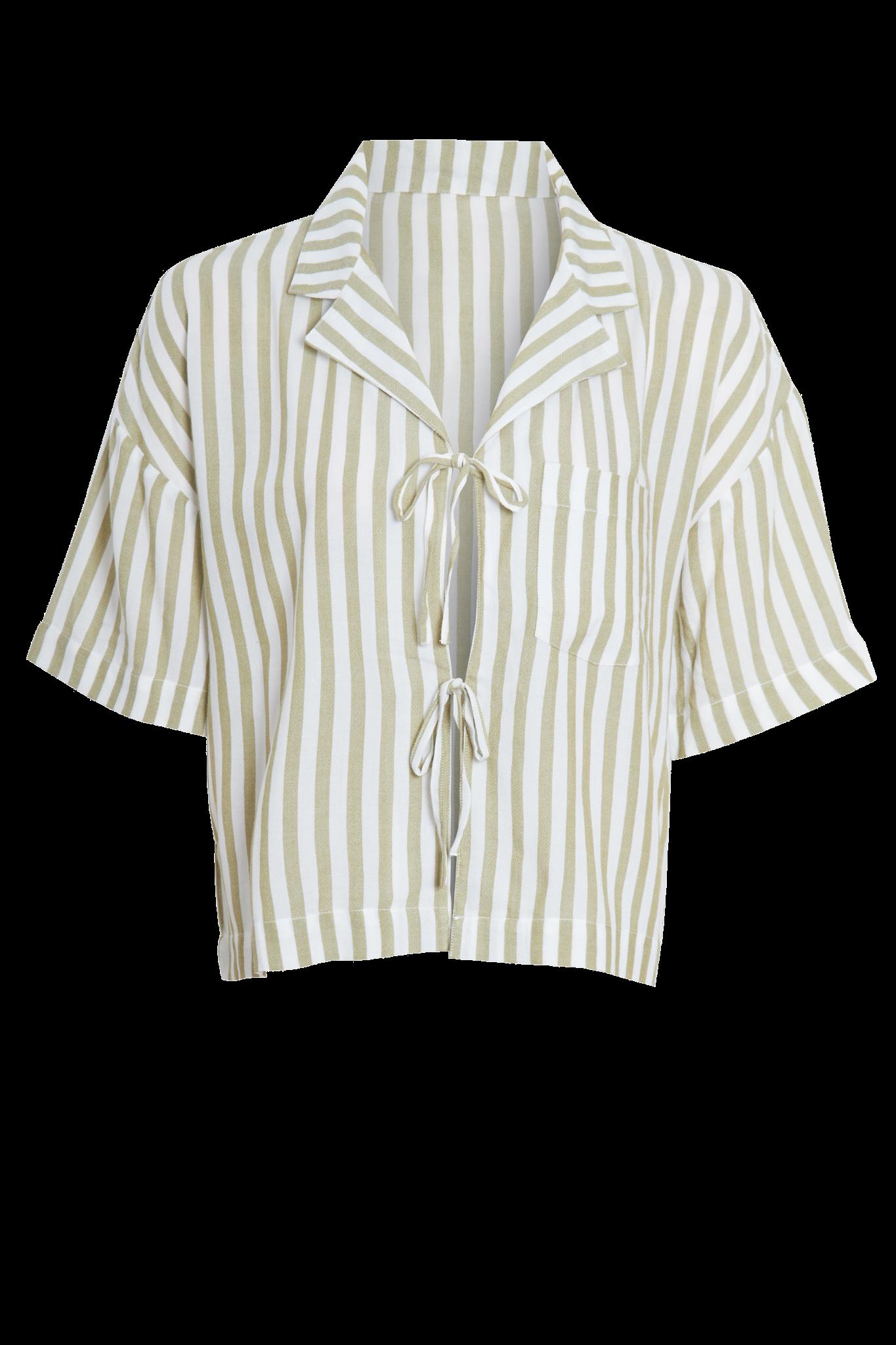Native Youth Short Sleeve blouse
