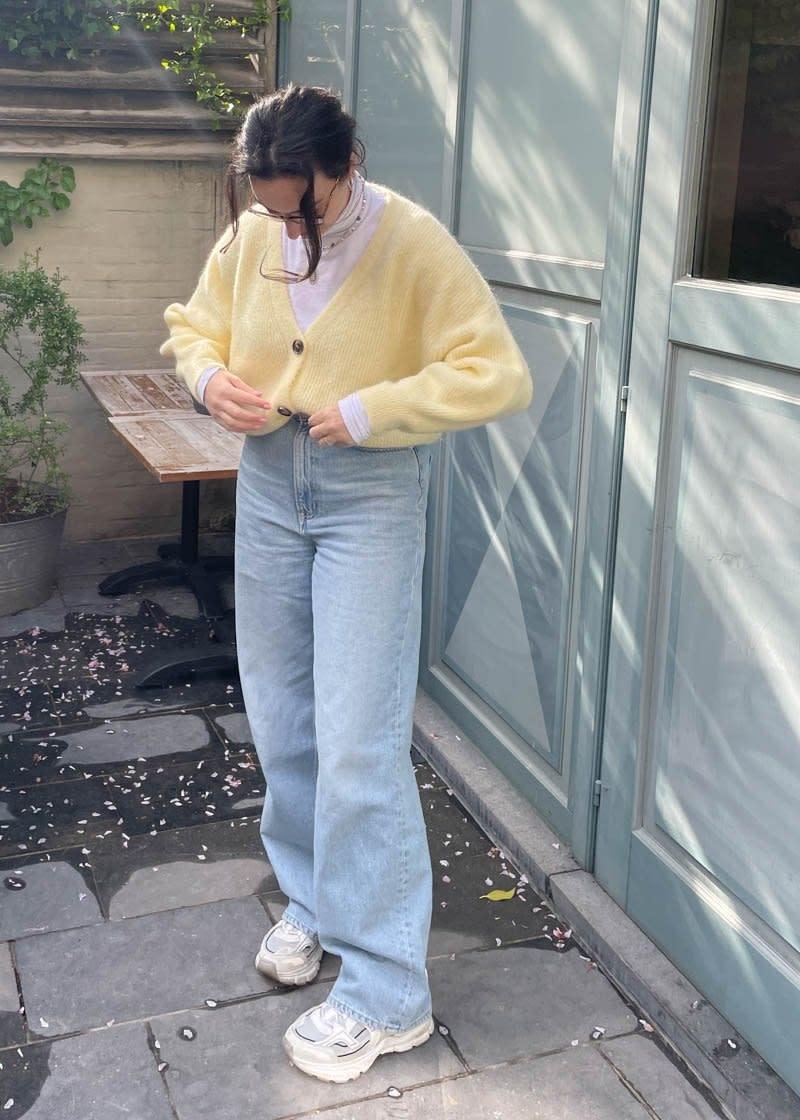 Bonita Avenue Romy - Mellow Yellow
