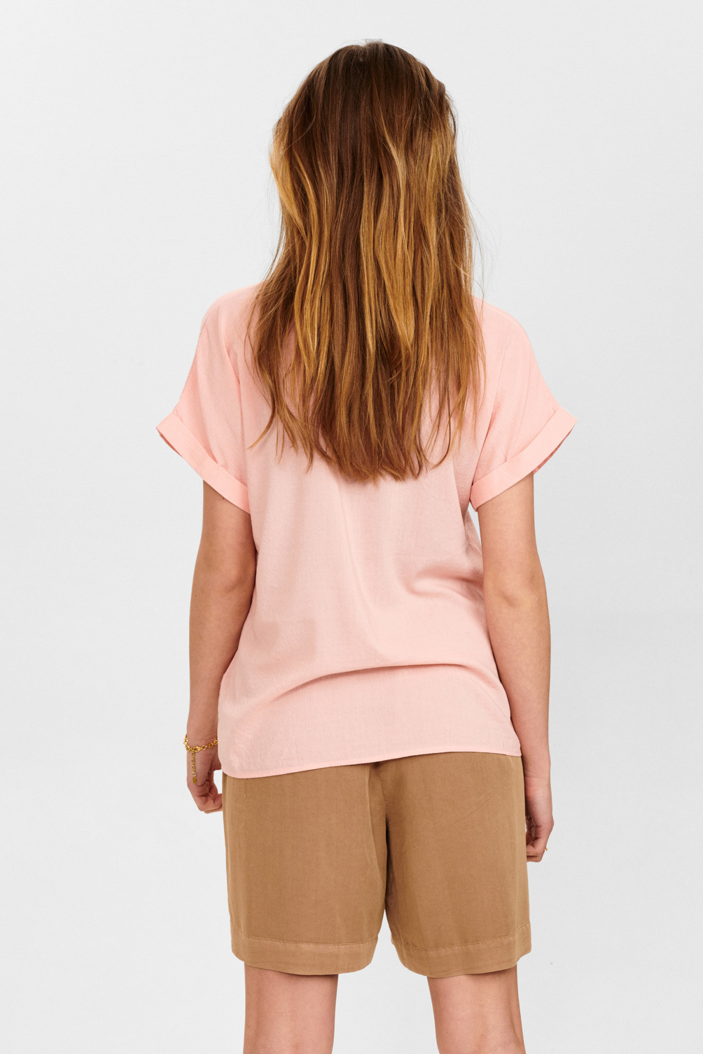 Nümph Cathy Shirt - Rose