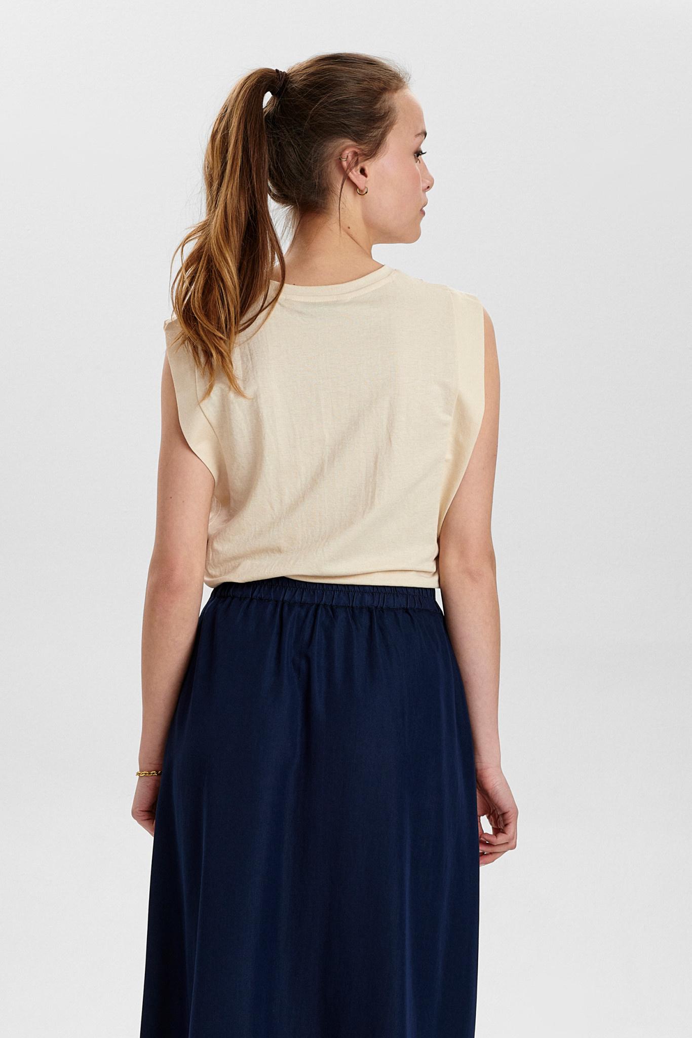 Nümph Sofia jersey blouse