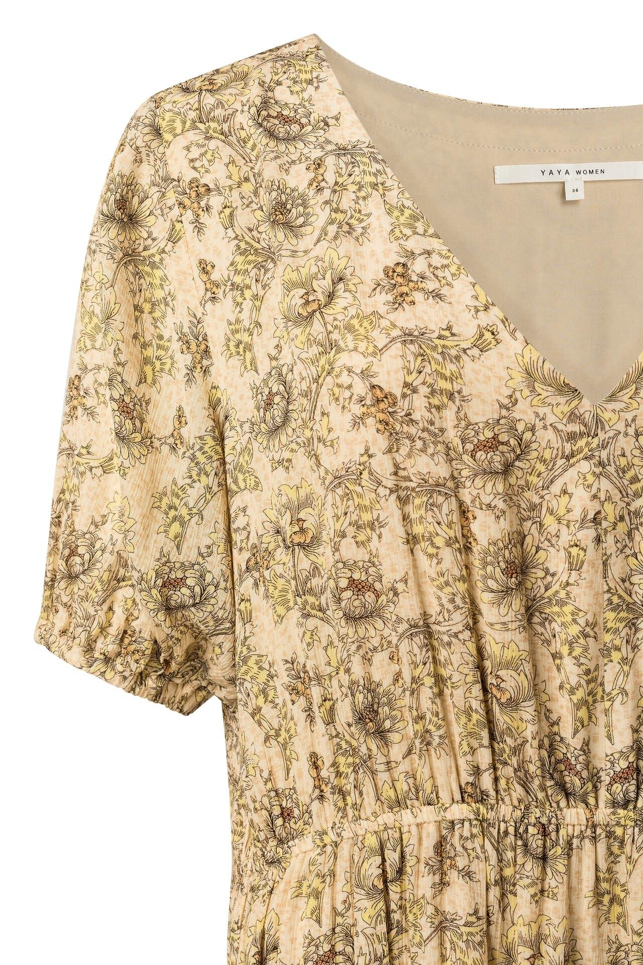 YAYA Women Printed maxi dress