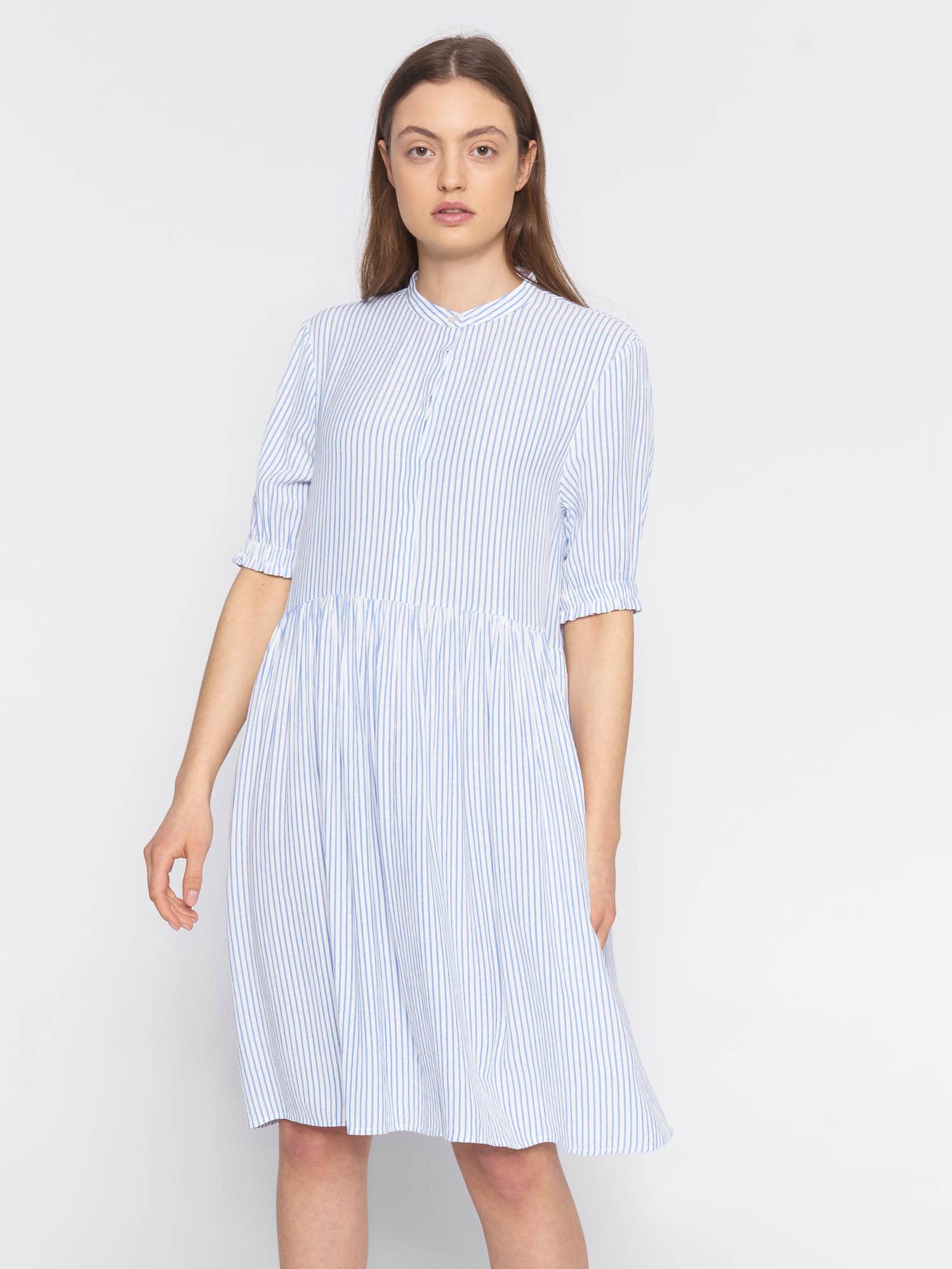 Soft Rebels Allysia Dress - Blauw