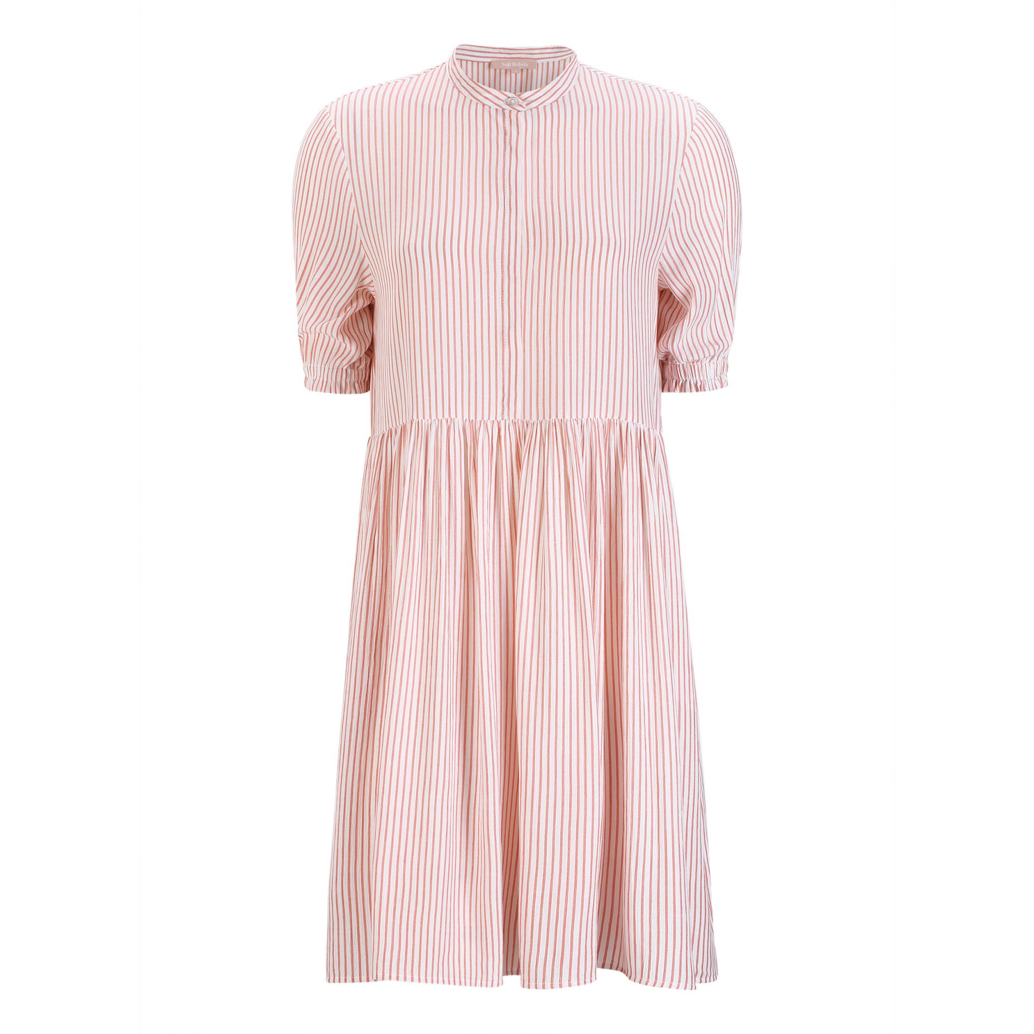 Soft Rebels Allysia Dress - Rose