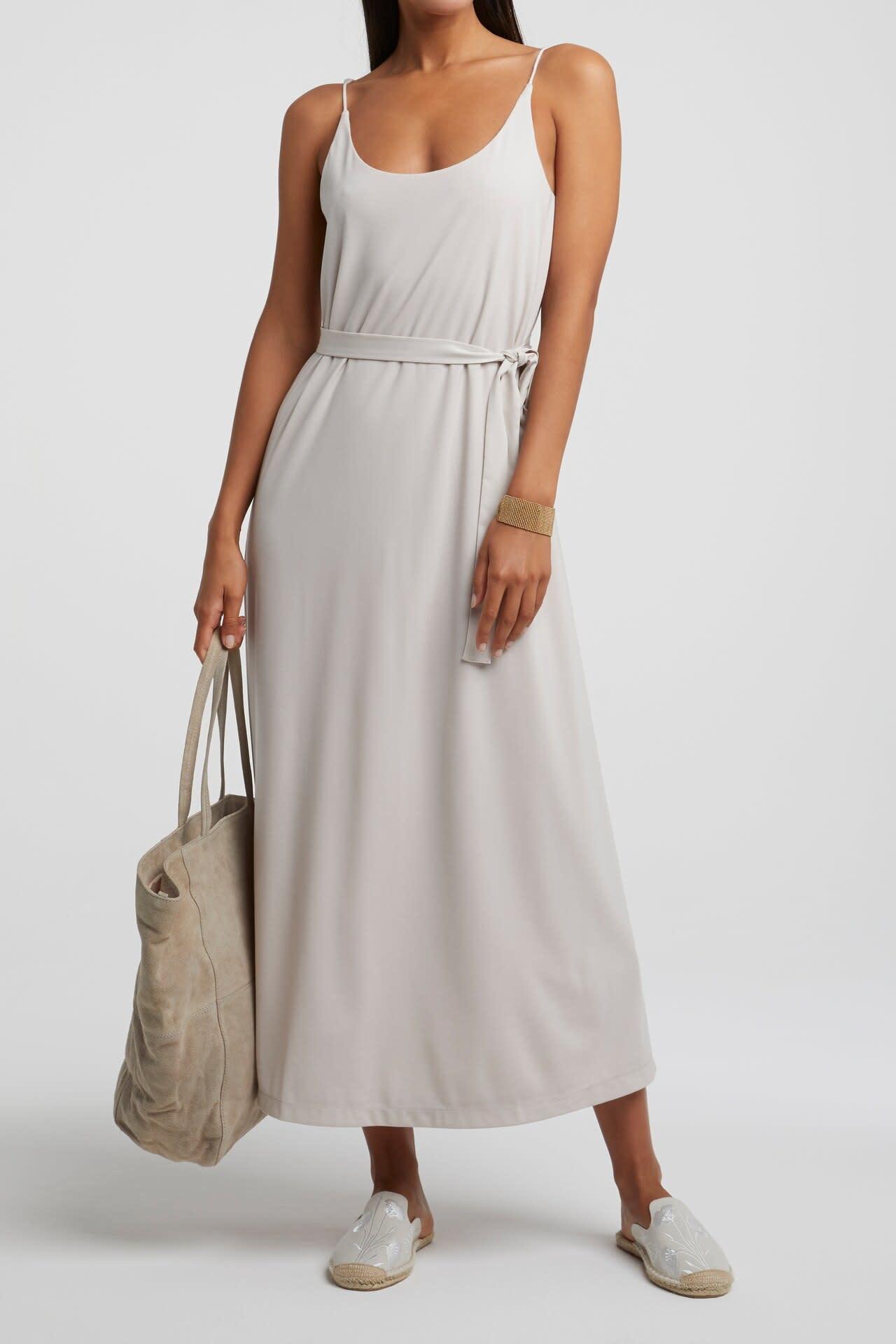 YAYA Women Jersey maxi Strap dress