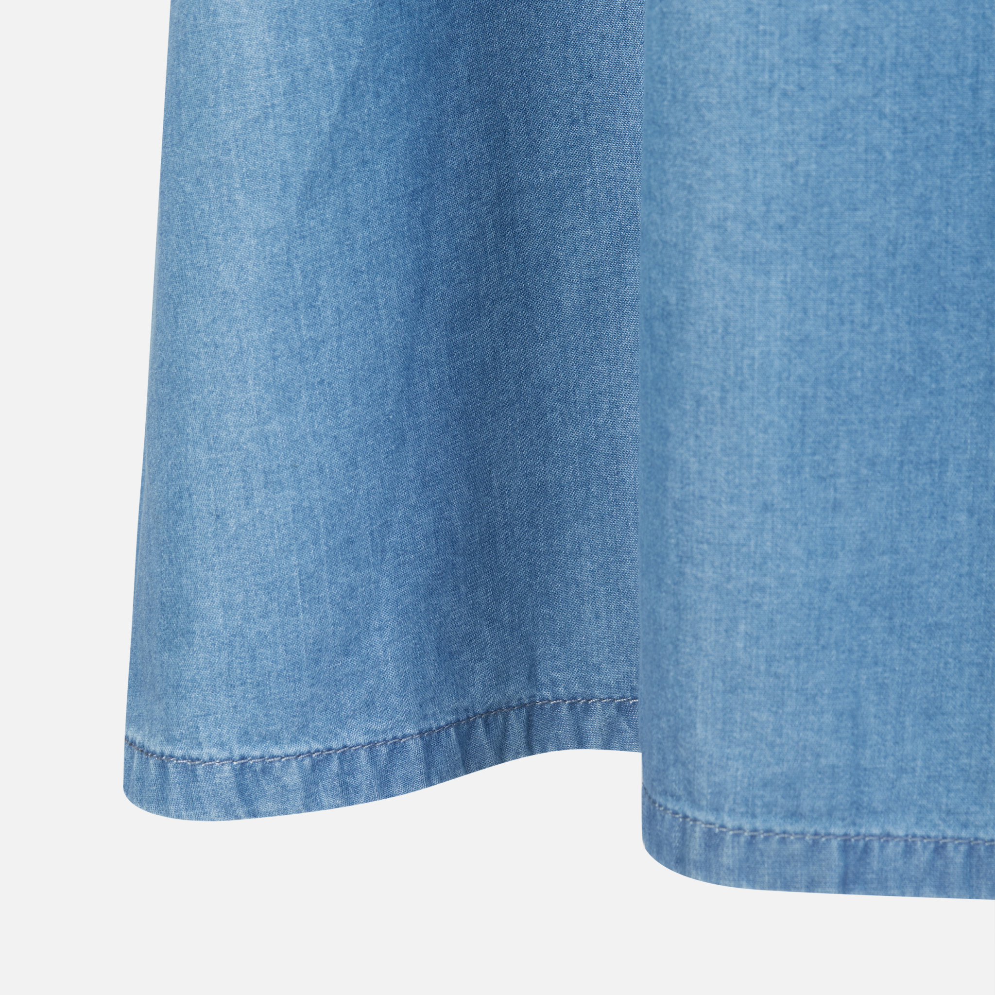 Soft Rebels Smurf Midi skirt
