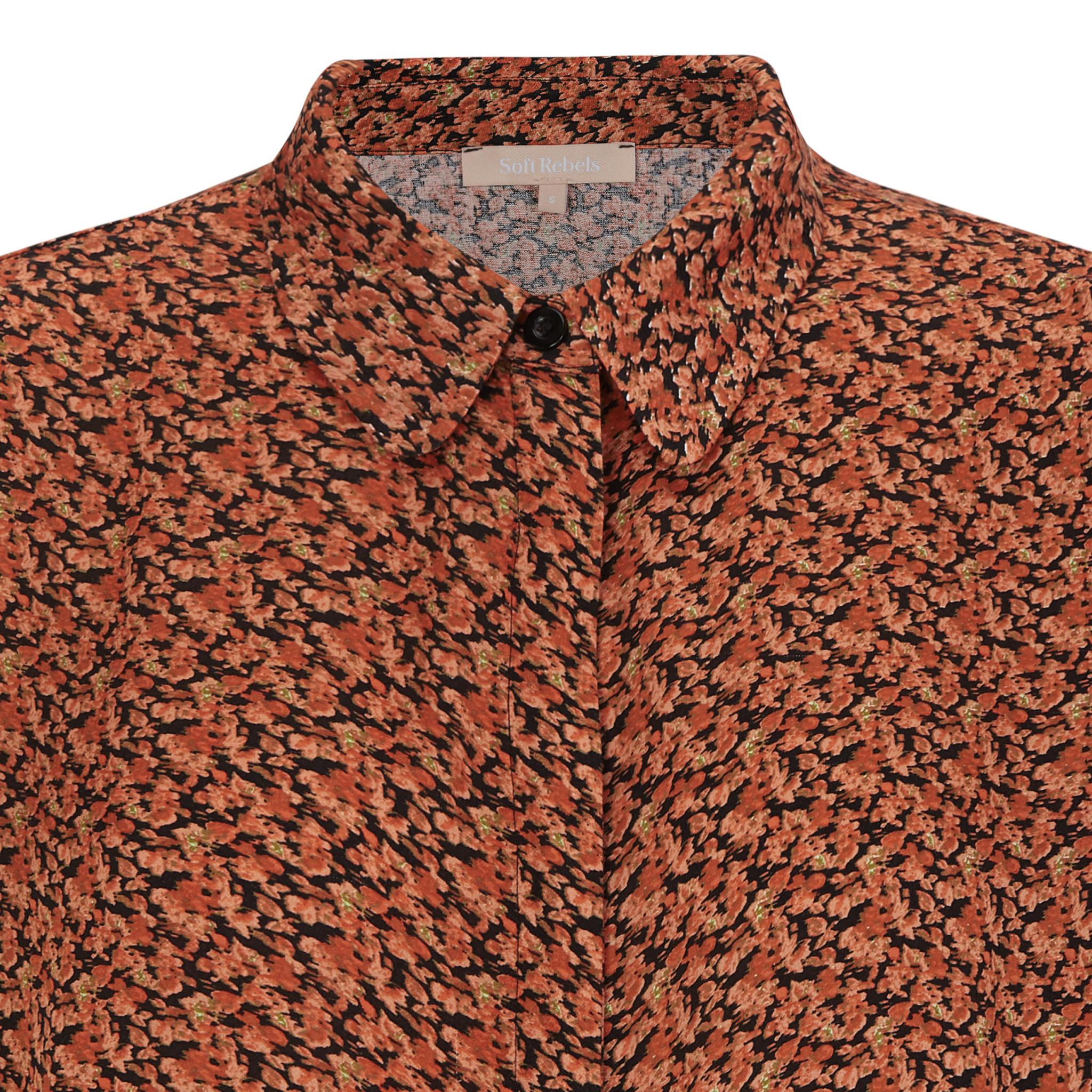 Soft Rebels Leah SS Shirt