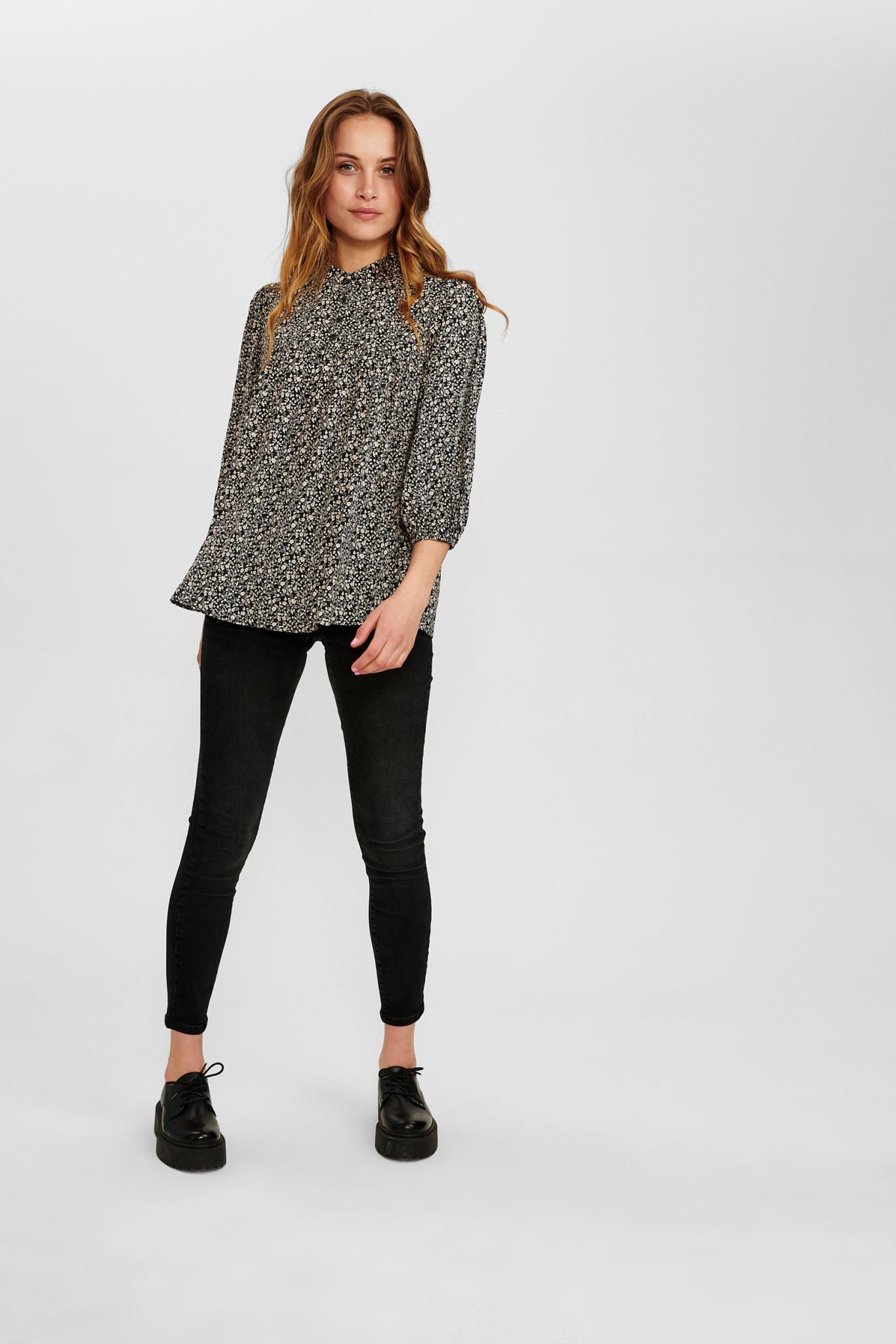Nümph Caltum shirt - Zwart