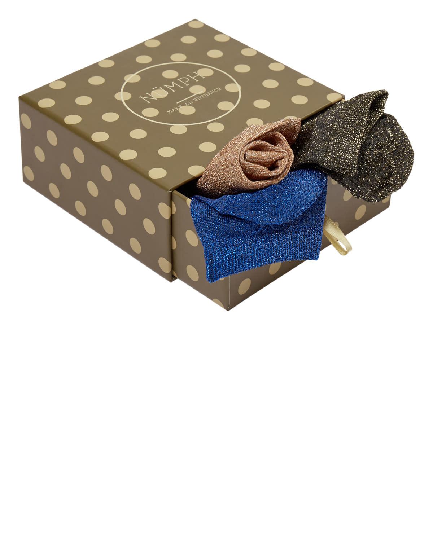 Nümph Kingcity 3-pack socks - FW21